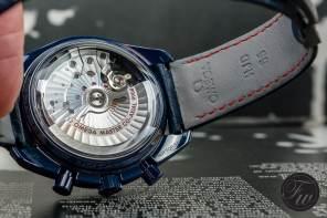 Omega Speedmaster Blue Side of the Moon