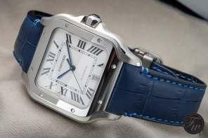 Cartier Santos SS.001