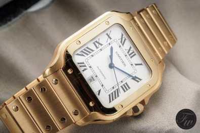 Cartier Santos YG.004