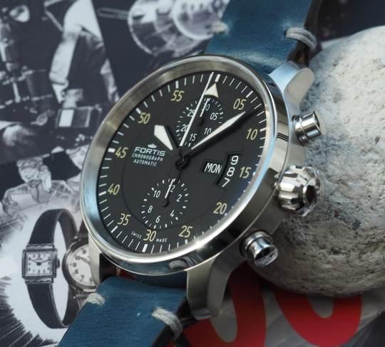 Fortis Cockpit One Chronograph