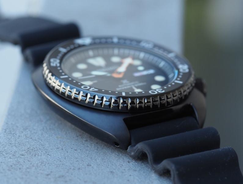Seiko Prospex SRPC49 Black Series