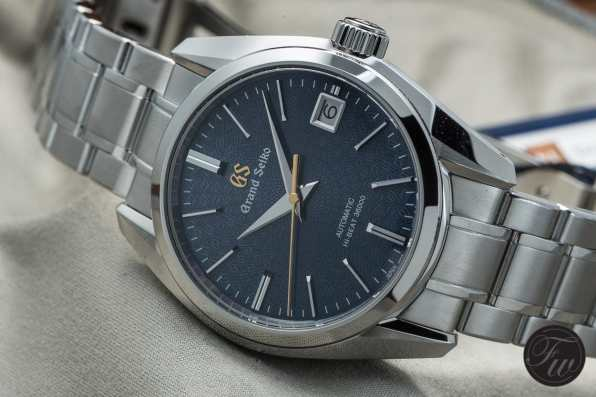 Grand Seiko Hi-Beat 36000 SBGH267.001