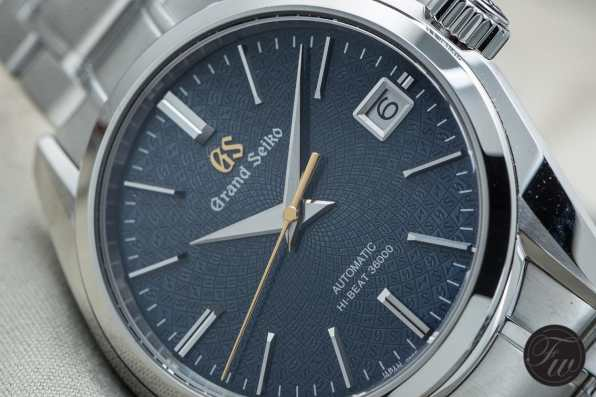 Grand Seiko Hi-Beat 36000 SBGH267.003