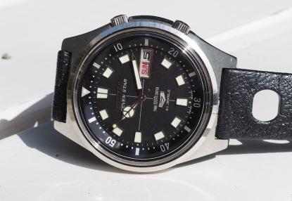 Citizen 2812-Y Seven Star Diver