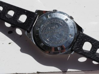 Citizen 2812-Y Seven Star Diver
