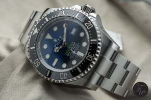 Rolex Deepsea Sea-Dweller reference 126660