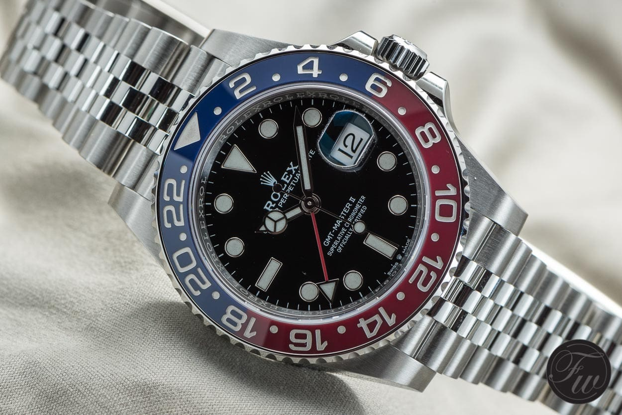 Hands On With The Rolex Gmt Master Ii Reference 126710