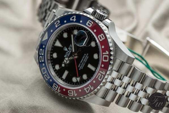 Rolex GMT-Master II 126710BLRO.004