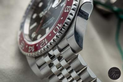 Rolex GMT-Master II 126710BLRO.007