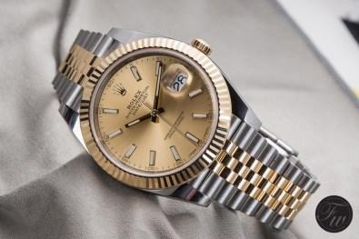 Rolex Datejust 41 126333 1932