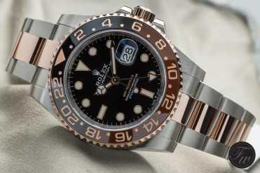 Rolex GMT-Master II 126711CHNR.002