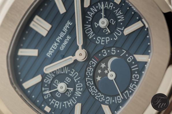 Patek Philippe Nautilus 5740/1G