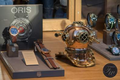 Opening Oris Boutique Amsterdam