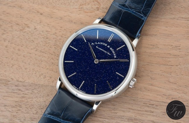 Saxonia Thin in Copper Blue
