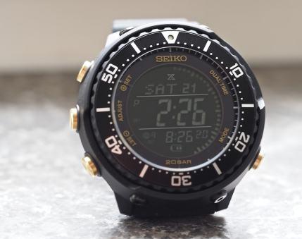Seiko Digi Tuna SBEP005