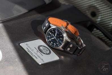 IWC Big Pilot AMG E63s Spa24H.025
