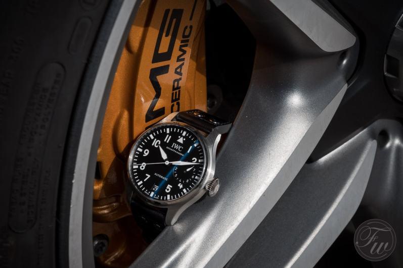 IWC Big Pilot AMG E63s Spa24H.028