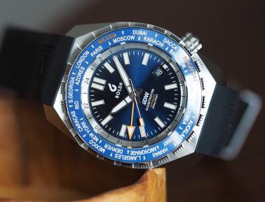 BOLDR Globetrotter GMT