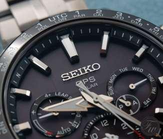Seiko Astron GPS Solar SSH003