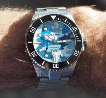 Marc & Sons DWFB Limited Edition