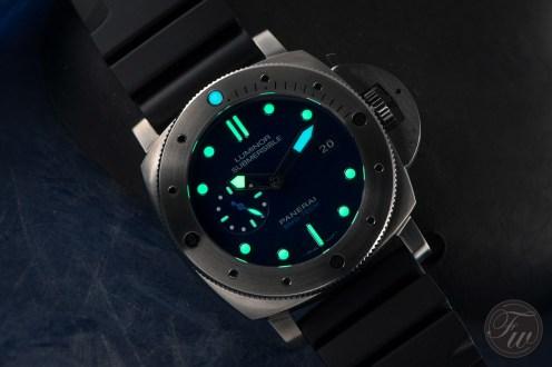 Panerai Luminor Submersible BMG-TECH.002