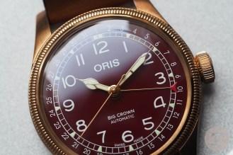 Oris Big Crown Pointer Date 80th Anniversary