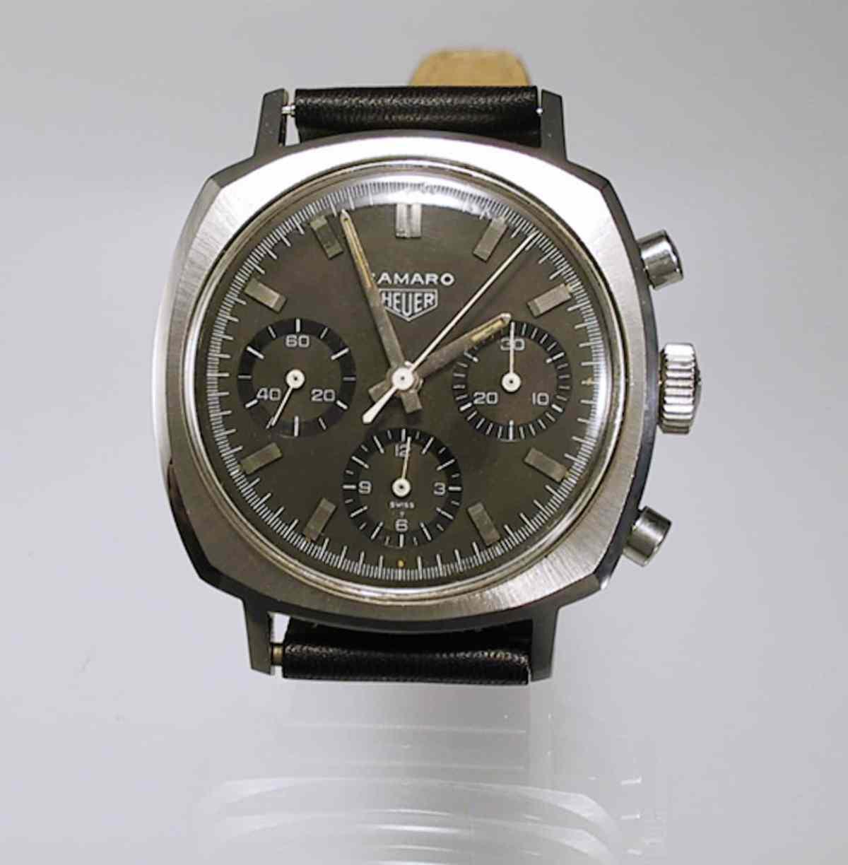 Heuer Camaro Chronograph