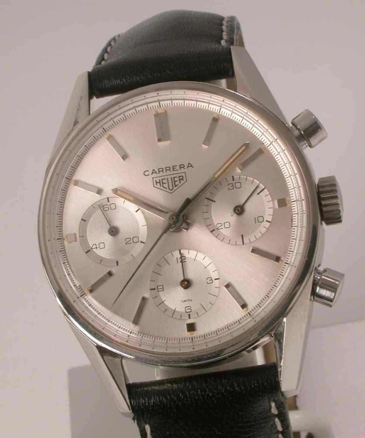 Heuer Carrera Chronograph