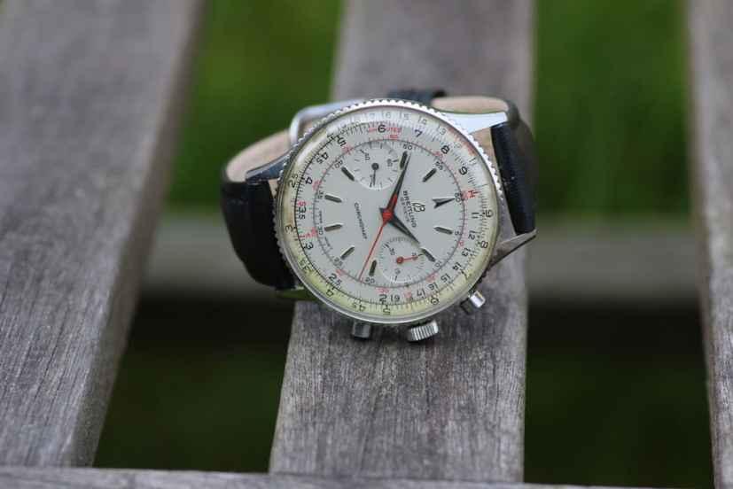Chronomat ref.808 from 1960