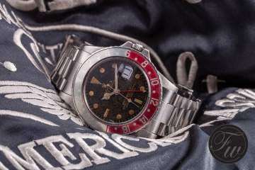 New versus vintage Rolex