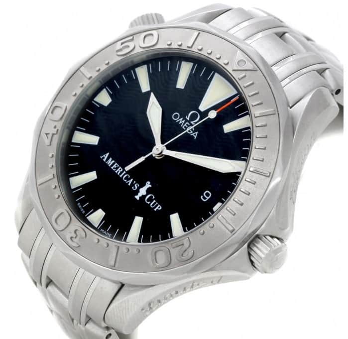 America's Cup Seamaster 300