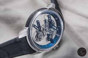 Angelus U20 Ultra-Skeleton Tourbillon2421