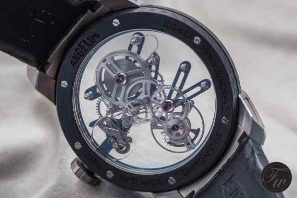 Angelus U20 Ultra-Skeleton Tourbillon2428