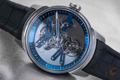 Angelus U20 Ultra-Skeleton Tourbillon2449