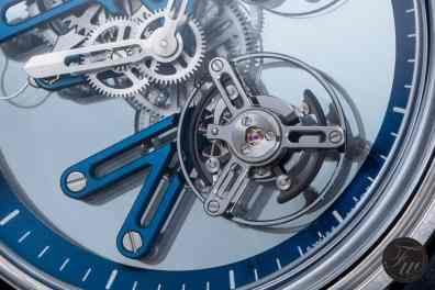 Angelus U20 Ultra-Skeleton Tourbillon2450