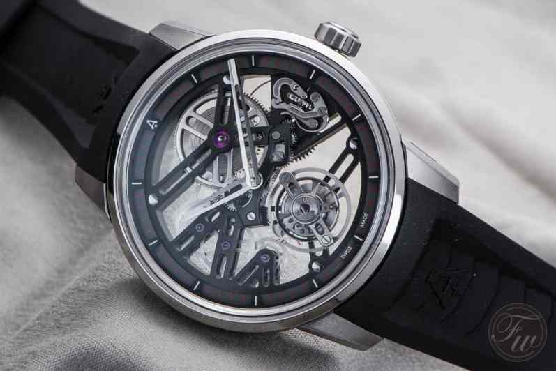 Angelus U40 Racing Tourbillon Skeleton2430