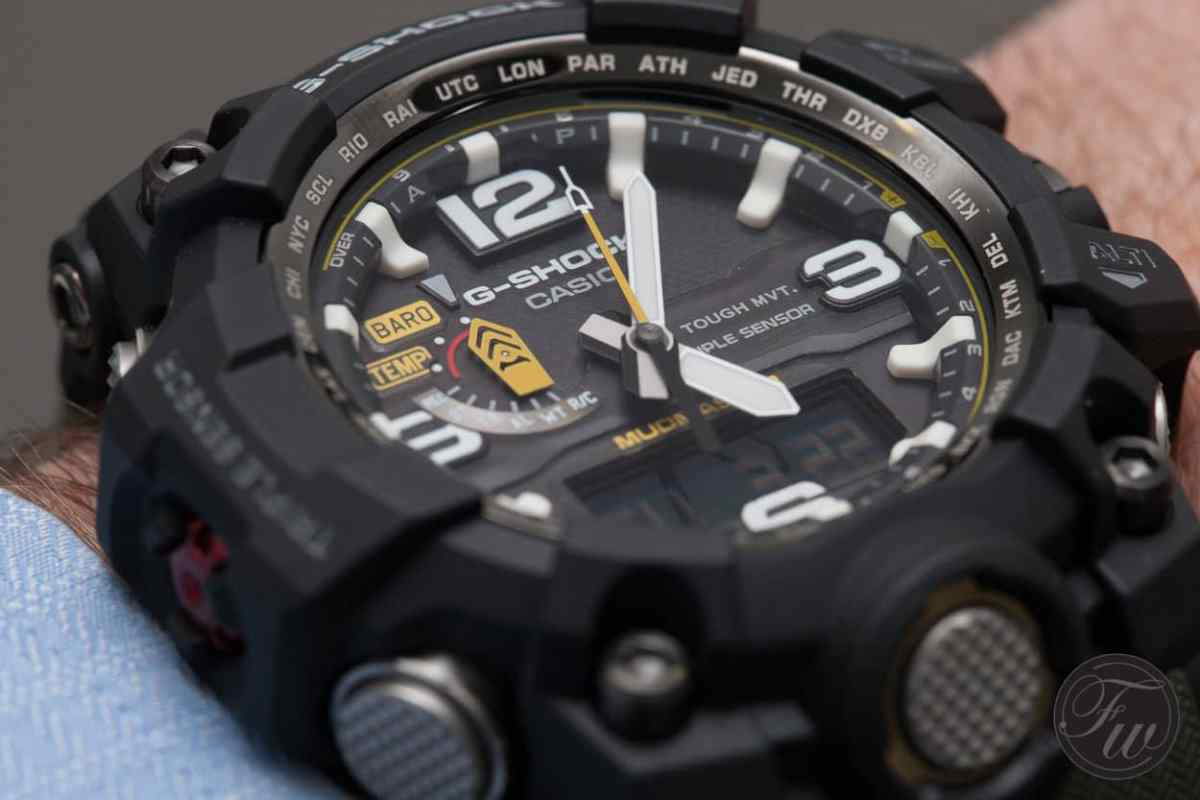 Casio G-Shock - Top 5 BaselWorld Watches