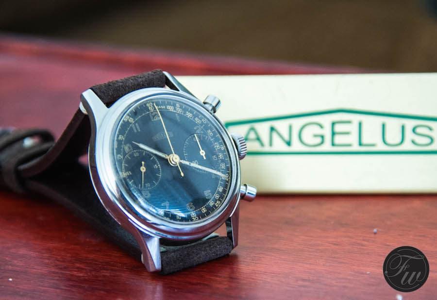 Angelus caliber 215