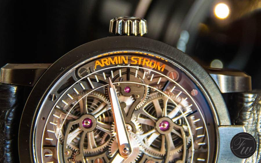 Armin Strom Pure Earth