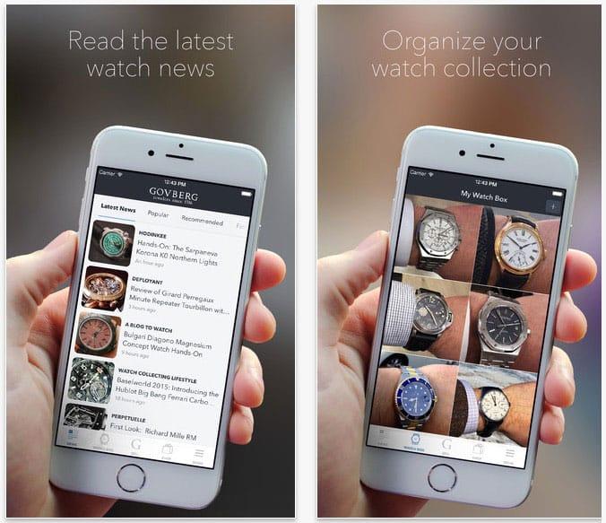 Govberg OnTime App