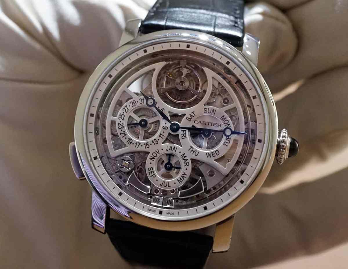 Cartier Grande Complication