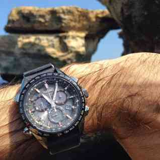 Seiko Astron Azure Window