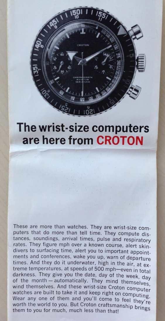Croton computers