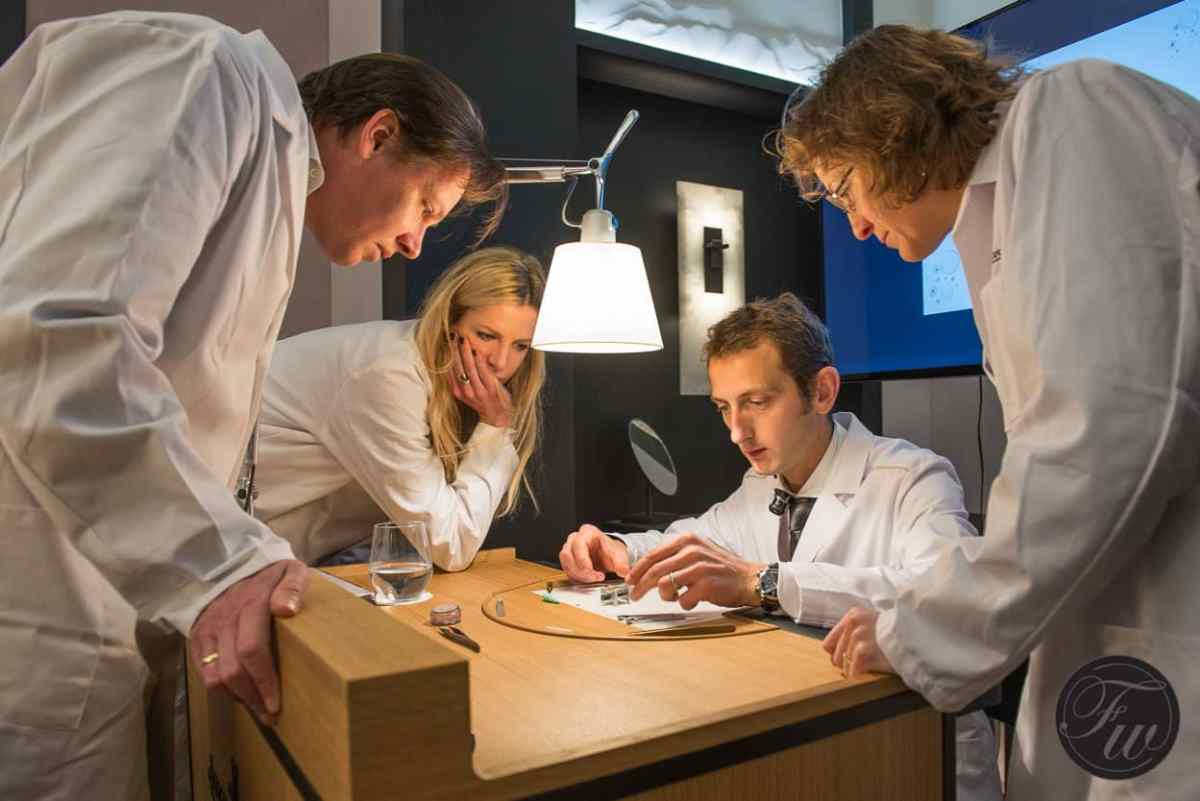 Jaeger-LeCoultre Master Class