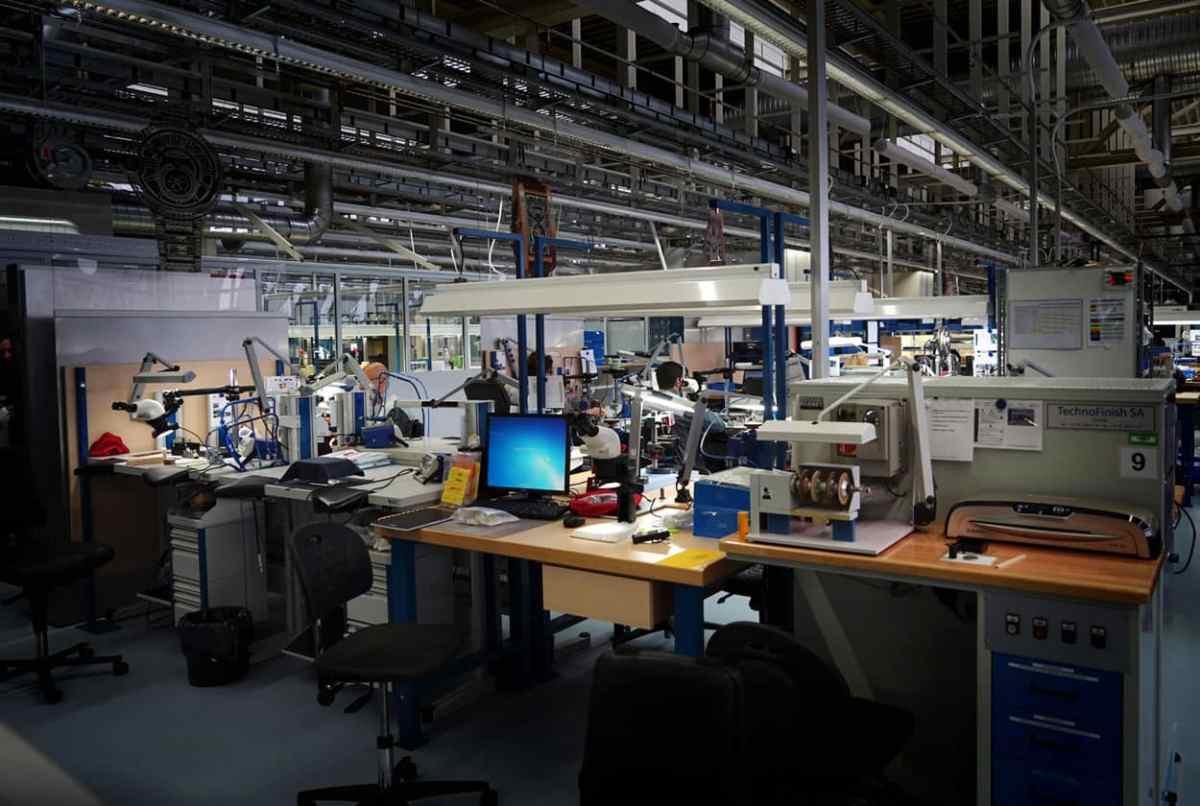 Cartier Manufacture