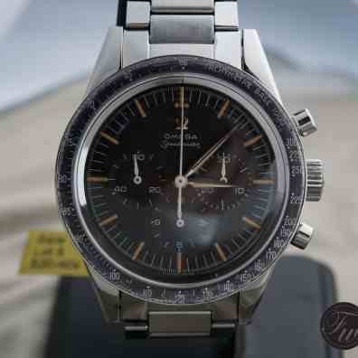 Christie's Omega Speedmaster Auction