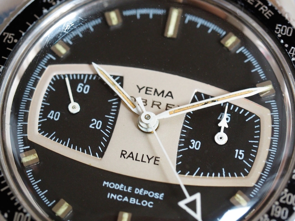 The Yema Rallye...an affordable piece with a real motorsports tie