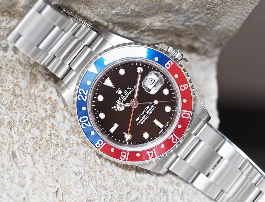 Rolex GMT-Master II 16710 is a great all-around watch