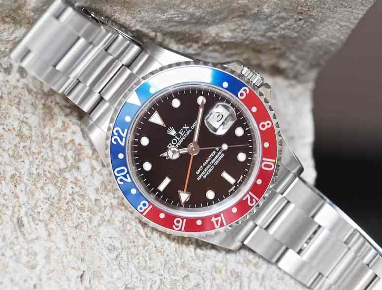 Rolex 16710 GMT-Master II is a great all-around watch
