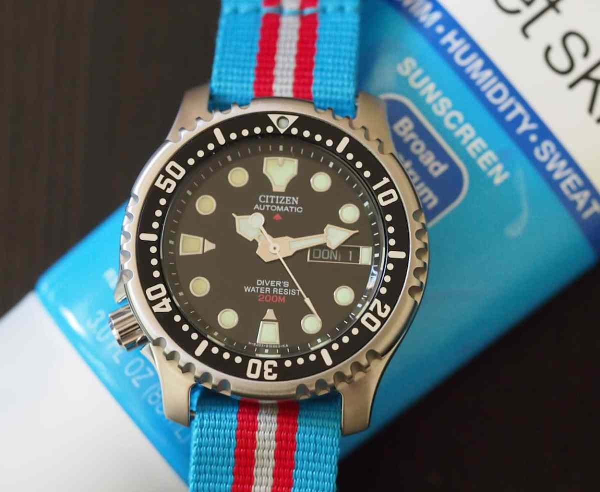 Seiko SKX007 vs Citizen NY0040